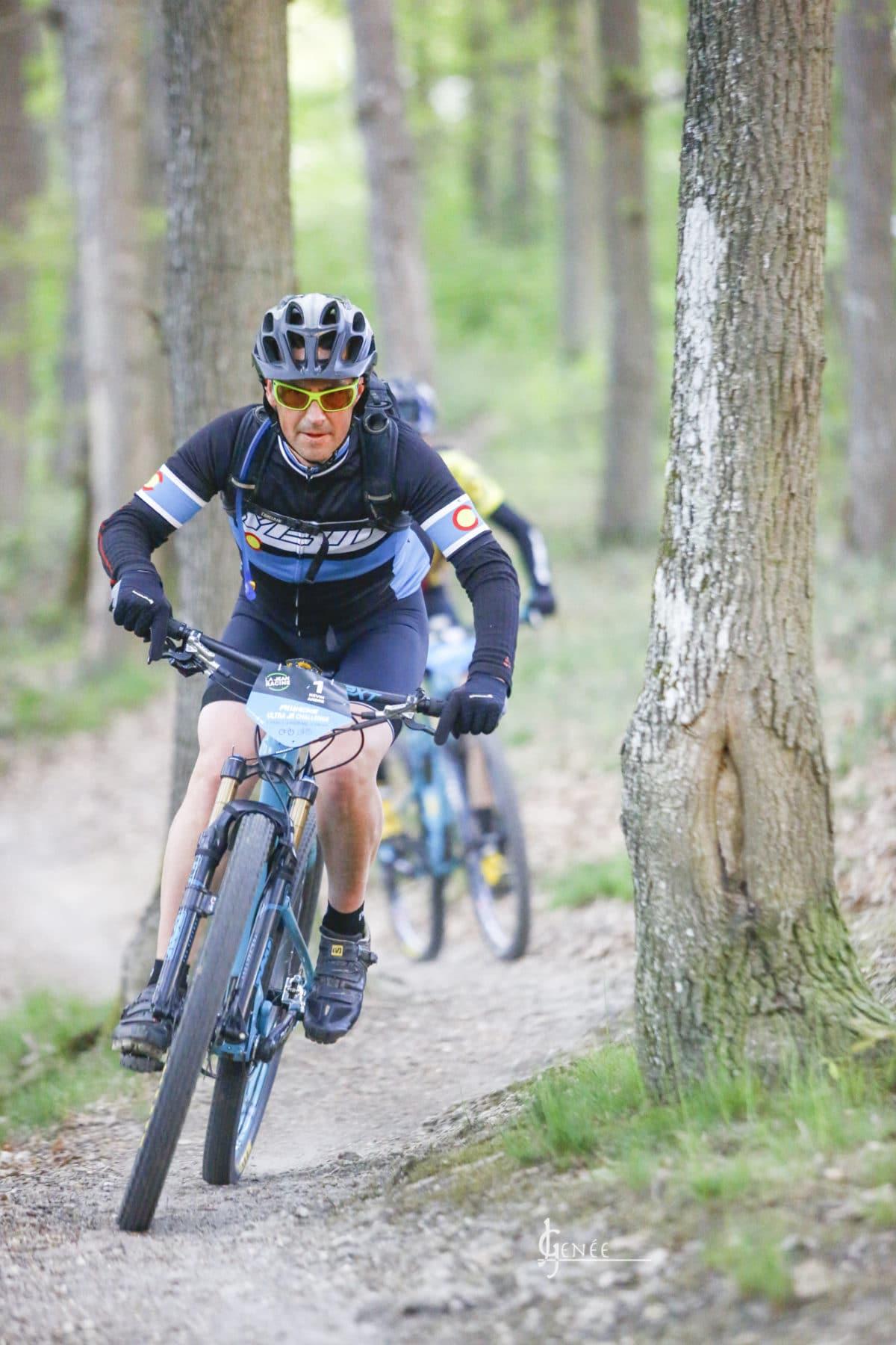 Cycliste Ultra JR Challenge
