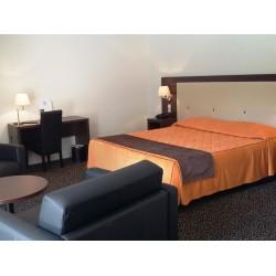 Chambre hôtel Domaine Saint-Paul